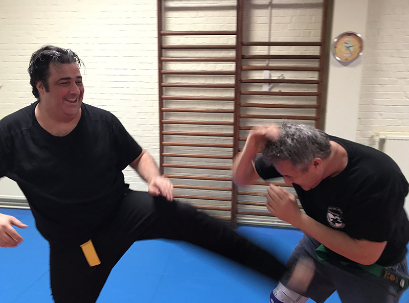 Section Self-defense