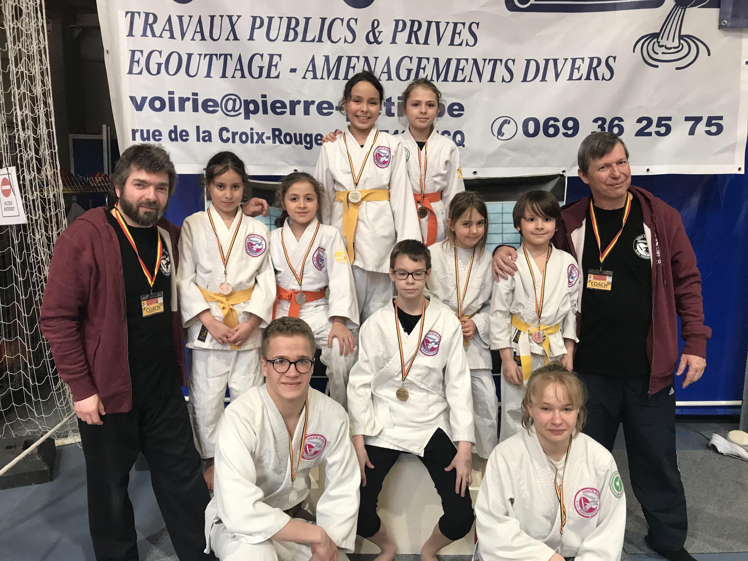 Championnat de Belgique 2018